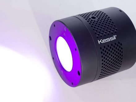 Kessil 90W H380 Spectral Halo II Grow Light Review