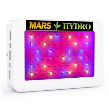 MarsHydro 300W LED Grow Light Review